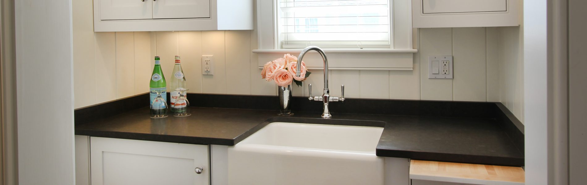Martha's Vineyard Real Estate - Captain Cottages at Harbor View Hotel - Kitchen Sink
