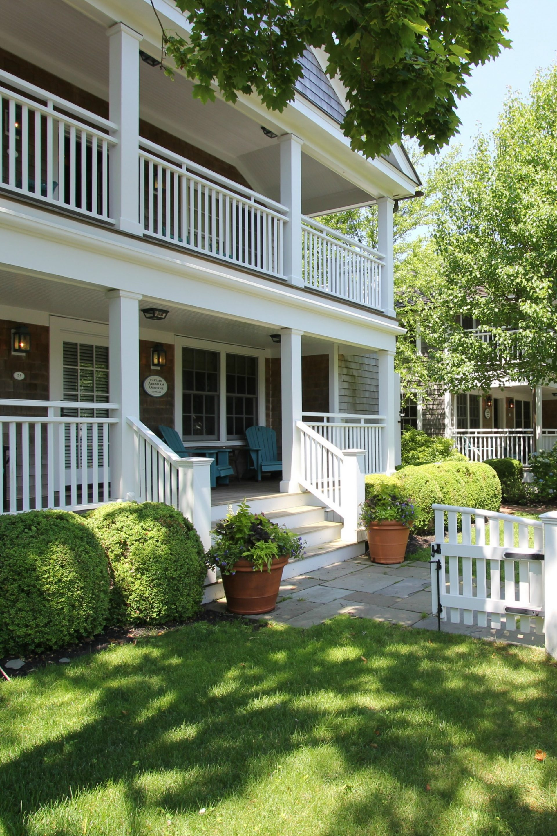 Condos for sale in Martha's Vineyard - Own the Captain's Cottages at Harbor View Hotel