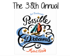 38th Annual Possible Dreams Auction