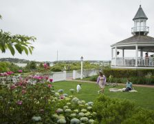 Living in Martha's Vineyard - Relaxing at the Captain's Cottages, Harbor View Hotel