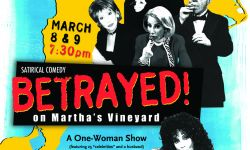 Dinner Theater: Betrayed on Martha's Vineyard