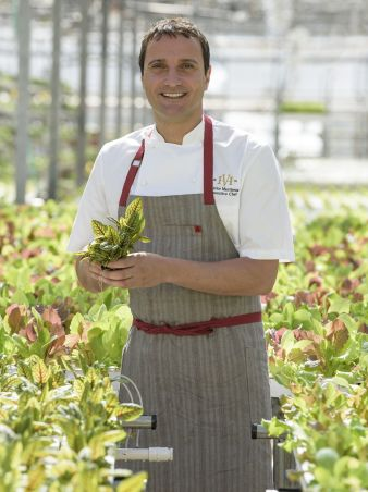 Introducing Chef Patrice Martineau